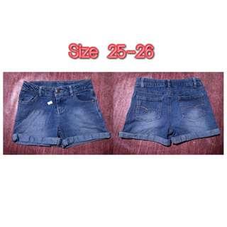 Denim Shorts #6