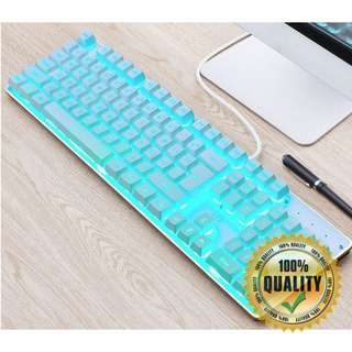 🚚 BNIB Icy Cool Gaming Keyboard IC83