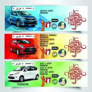 Perodua promotion june