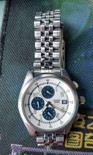 GUESS帶手錶