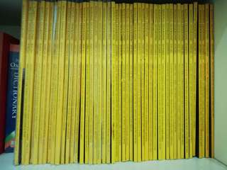 National Geographic (59 pcs)