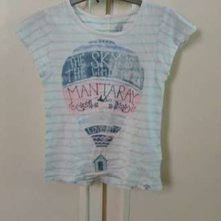 Mantaray Girls Shirt