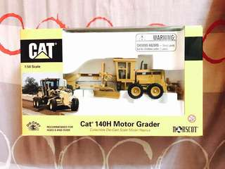 🆕1990s CAT 工程車, New Old Stock
