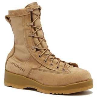 Belle view Combat Boots