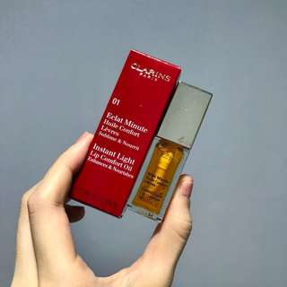 CLARINS Instant Lip Comfort Oil