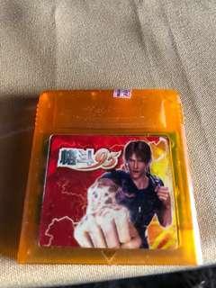 Gameboy colour/advance tape