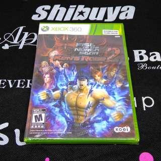 XBOX360 GAME Fist of the North Star: Ken's Rage 2 NTSC-J