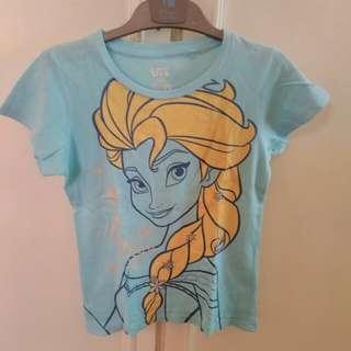 Uniqlo Elsa Shirt