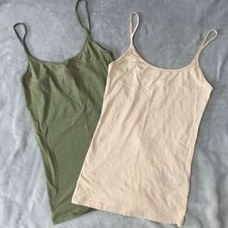 Forever 21 Camisole Bundle