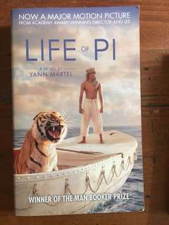 The Life of Pi, Yann Martel