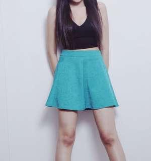 Skirt pull n bear