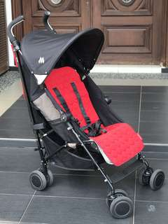 Stroller Maclaren Quest fully recline model