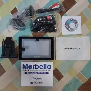 NEW MARBELLA GEOMATE 500S CAR GPS