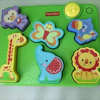 Fisher price puzzle
