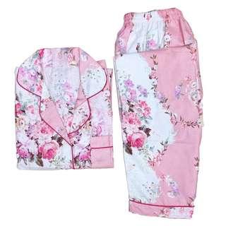 Rose Pink Piyama
