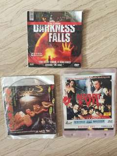 VCD DVDs