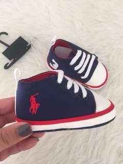 Ralph Lauren babyshoes 😍😩