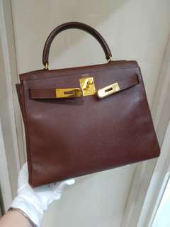 Hermes kelly 28 epsom no strap
