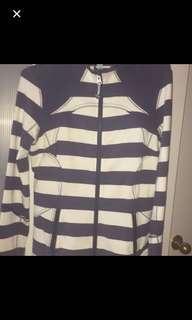 Brand new running lululemon sweater