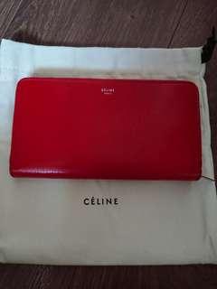 Celine Wallet 100% new & real