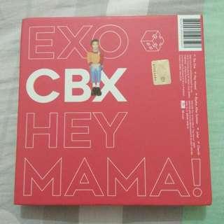 EXO CBX HEY MAMA XIUMIN