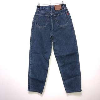 伏見古著 藍牛仔褲 vintage
