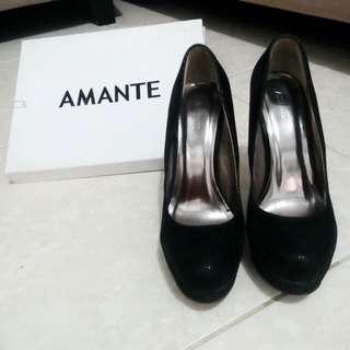 Black Heels Amante