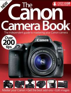 The Canon Camera Book 5th Revised Edition ebook