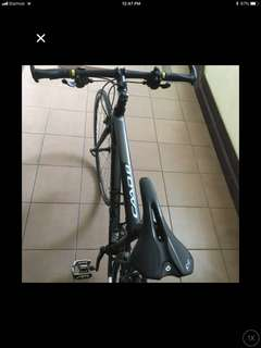 Preloved Cannondale Caad 8 flat bar 1 (2015)
