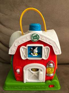 Leap Frog Baby Toy Farm House