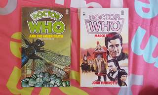 Dr Who #29 and #94
