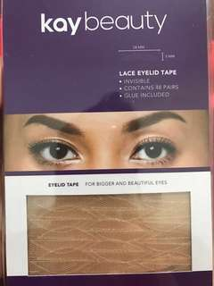 Kay beauty scot jaring / eyelid tape
