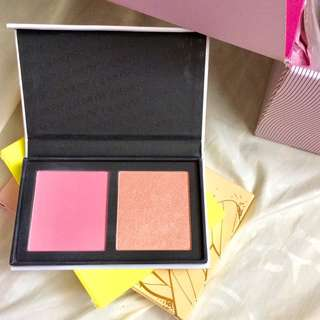 """100% Authentic Colourpop """"Done Deal"""" Blush & Highlight Duo"""