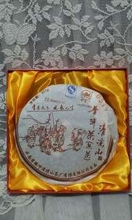 陳年普洱茶餅(熟茶)