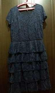 Preloved Zara knitted dress