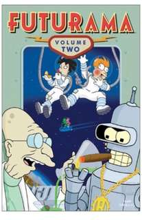 futurama box set season 1-4
