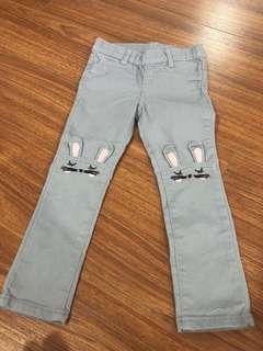 H&M Grey Bunny Pants