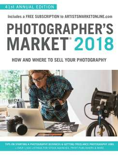 Photographer's Market 2018 (by Noel Rivera) ebook