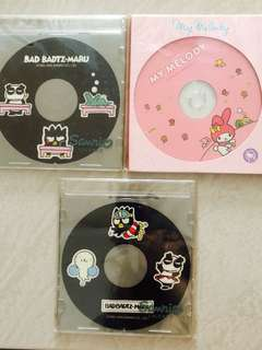 Sanrio CD-R Brand New
