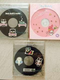 Sanrio CD-R Brand New
