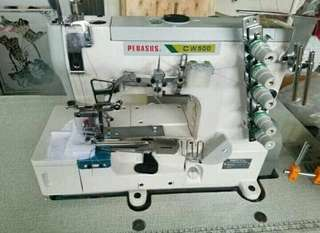 Second-hand piping sewing machine