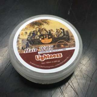 AUTHENTIC Lightness Hair Wax Cosmetic Beauty Care