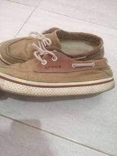 Jual Sepatu crocs ori masih bagus
