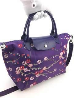 Longchamp Le Pliage Neo Sakura (Medium)