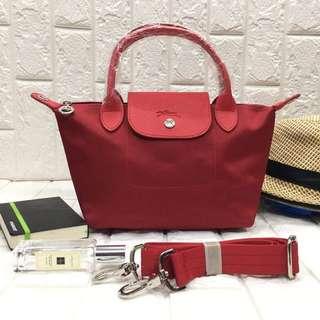"""Longhamp 13"""" Tote Bags"""