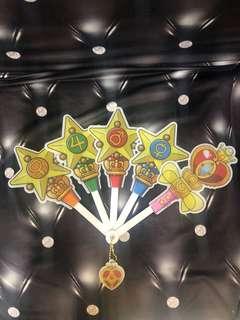 全新正品 一田 美少女戰士Sailor Moon 扇子