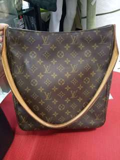 LV Looping GM Monogram