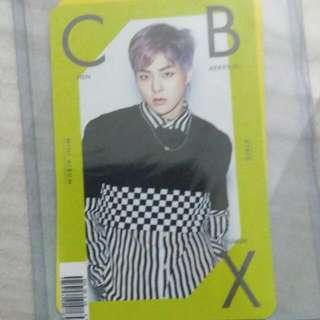 EXO CBX XIUMIN PC