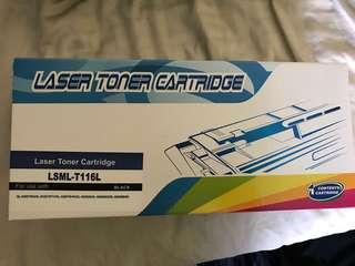 Samsung Laser Printer Toner MLT-D116 (compatible)