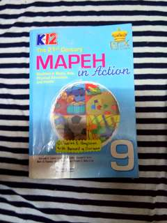 MAPEH in Action K to 12